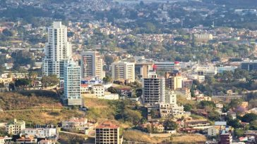 Apertura económica en Honduras.