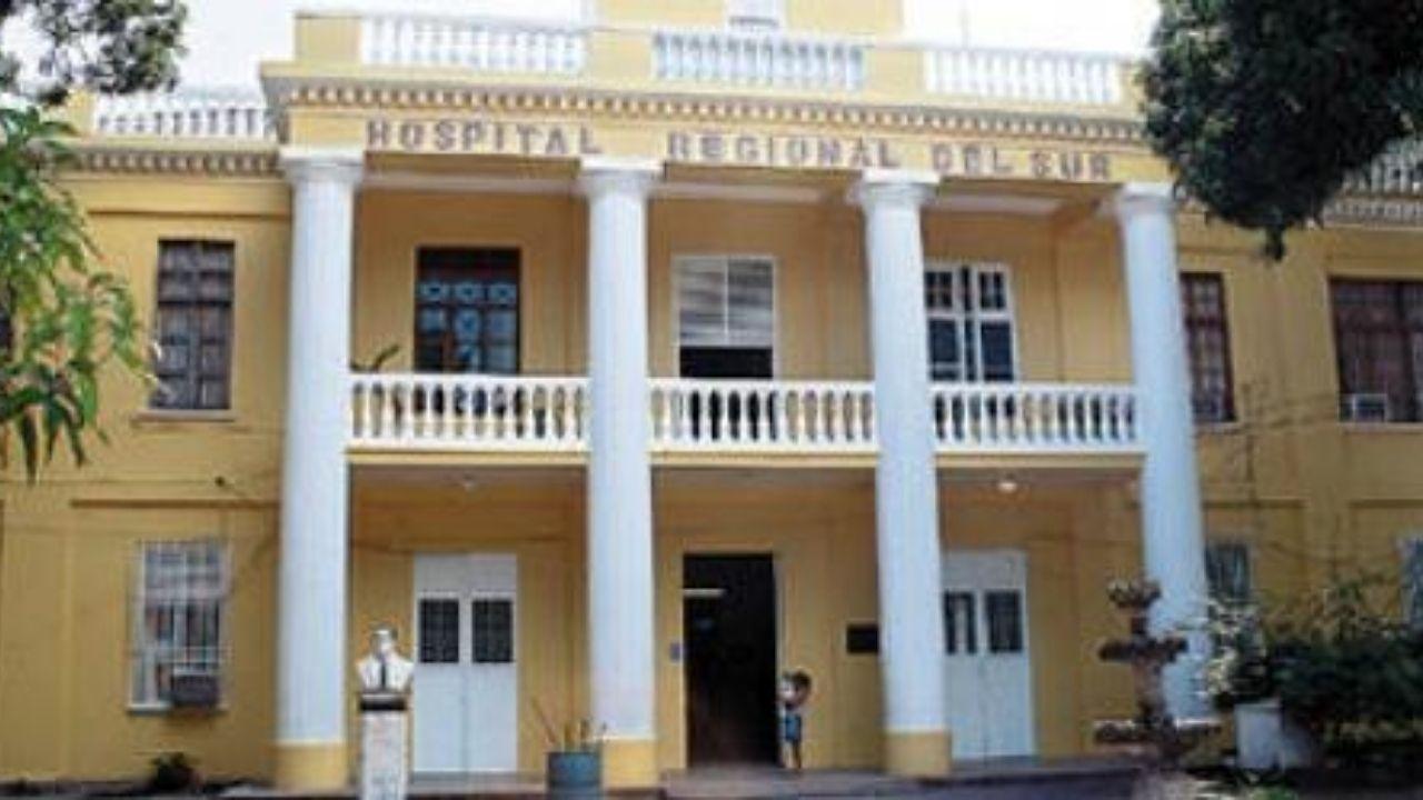 Equipan el Hospital del Sur para atender a pacientes con covid