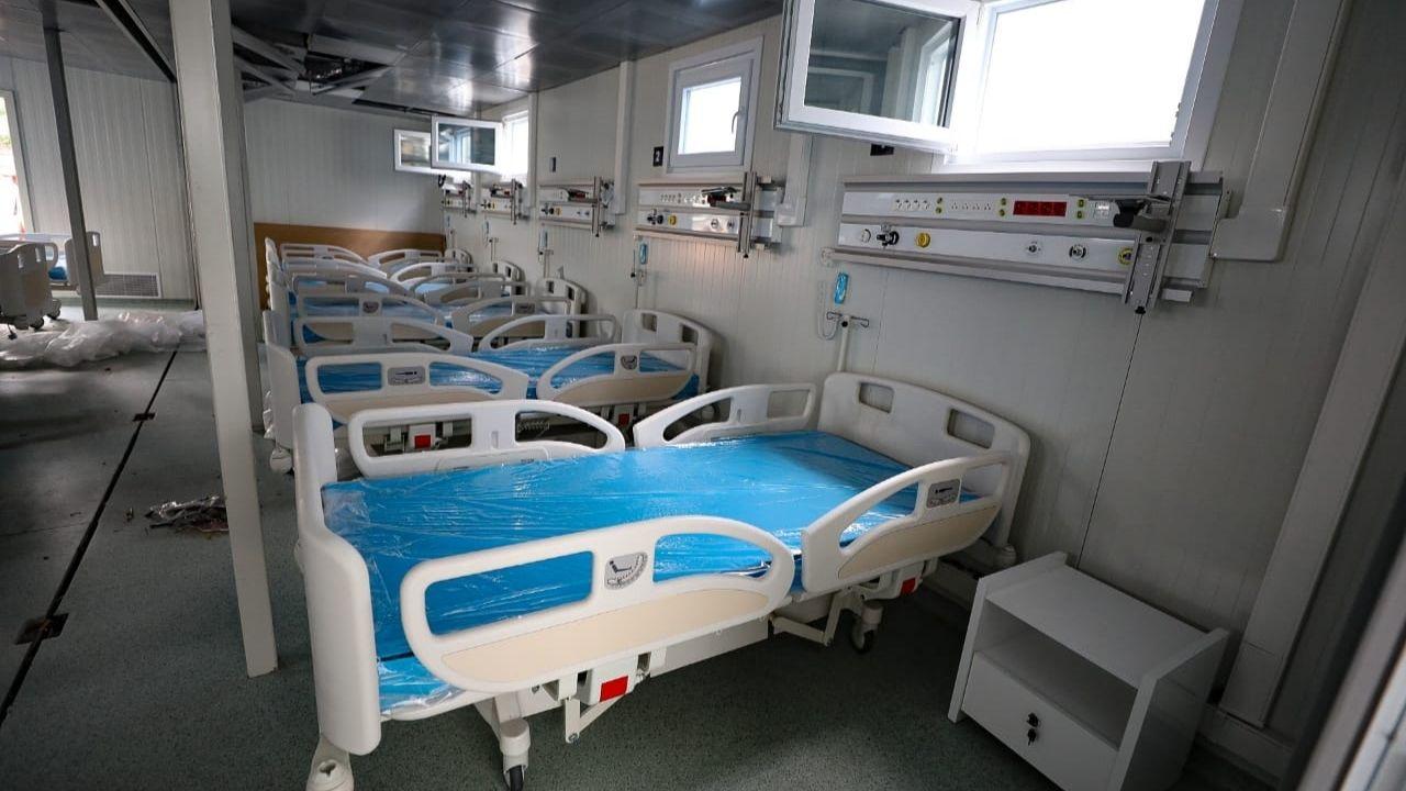 ¿Estarán listos este mes los hospitales móviles de Honduras?