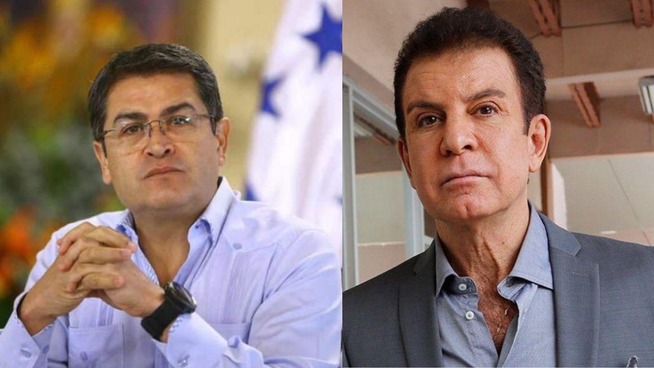 Juan Orlando Hernández a Salvador Nasralla: yo ya no seré candidato, ya dos veces nos enfrentamos y le gané
