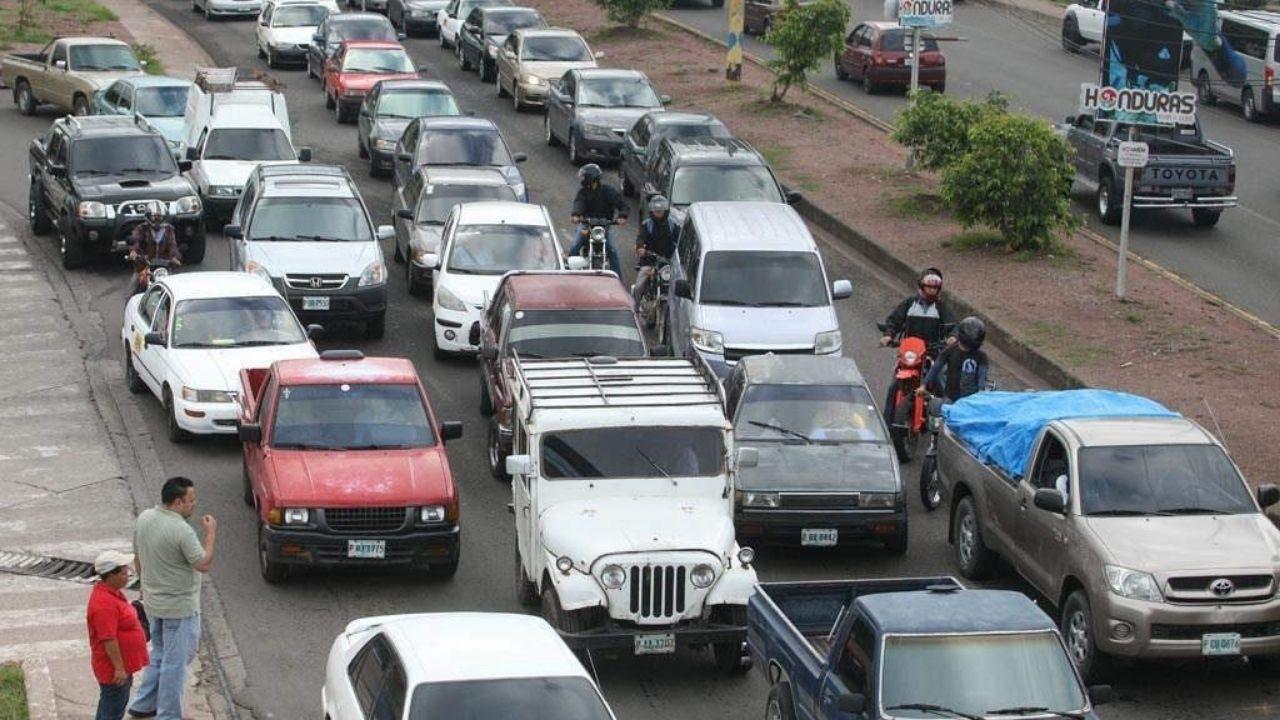 Cómo pagar en línea y en cuotas la matrícula vehicular en Honduras
