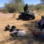 migrantes hondureños desierto arizona