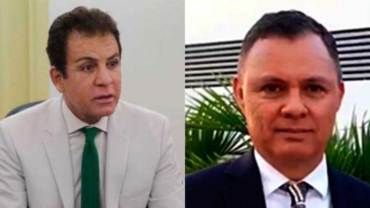 Salvador Nasralla dice no sentirse traicionado por Tony; él le responde que no puede seguir en un partido en el que no se puede expresar