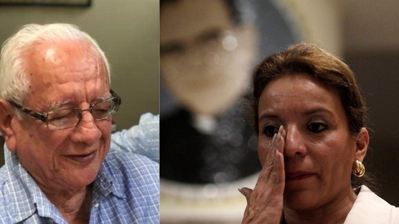 Muere el padre de la expresidenciable Xiomara Castro de Zelaya