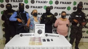 pandilla 18 extorsion honduras