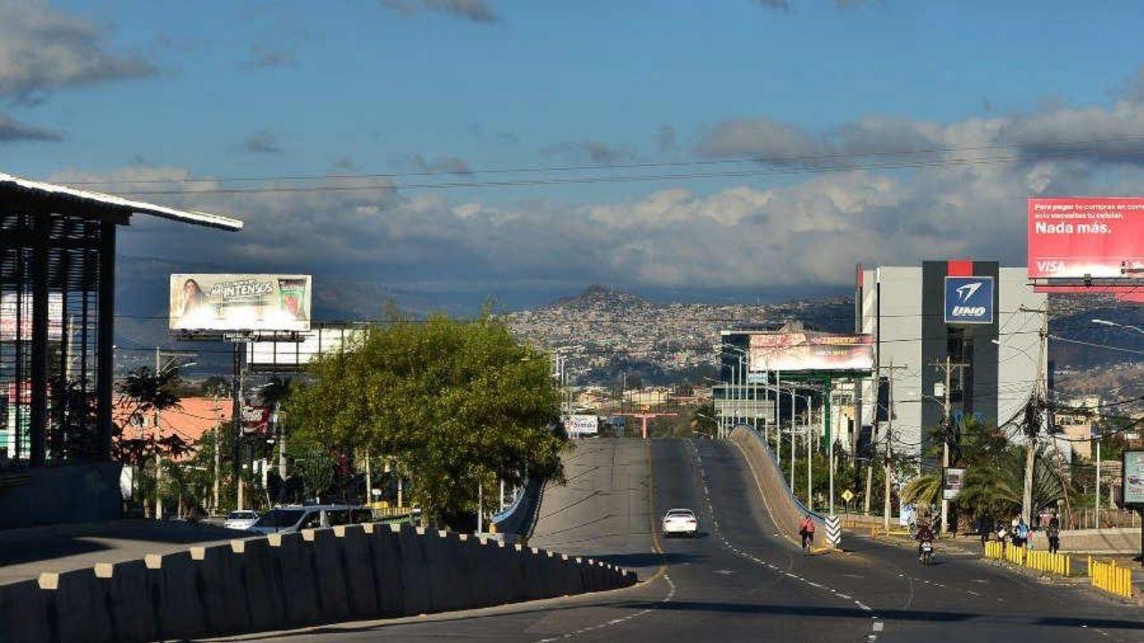 Extienden horarios de circulación durante el toque de queda en Honduras a partir del 10 de agosto