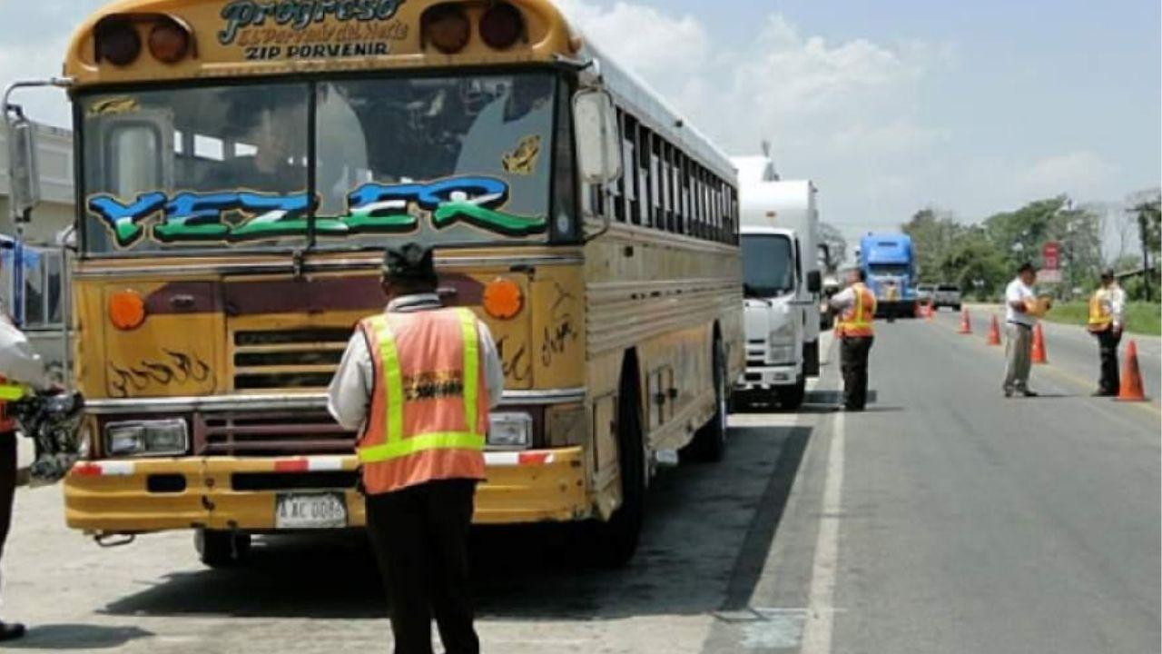 ¿Operará el transporte interurbano los fines de semana en Honduras?