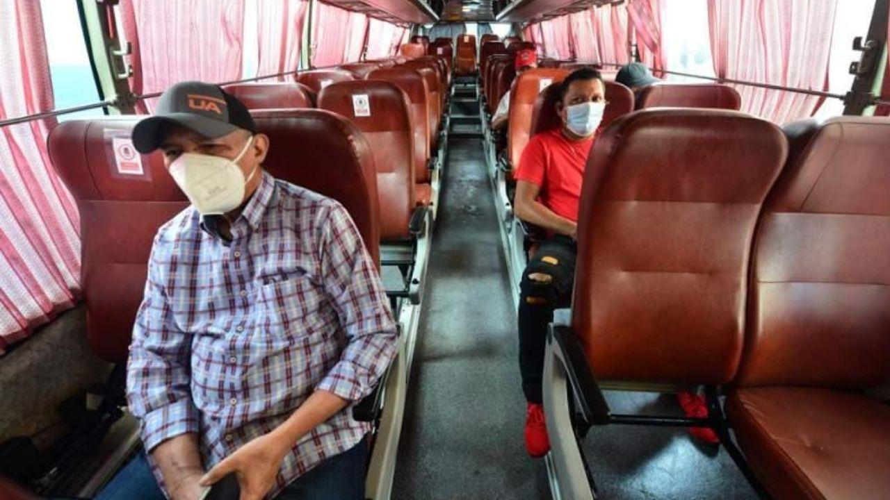 ¿Podrán los hondureños viajar en transporte interurbano un día distinto al que les toca circular?