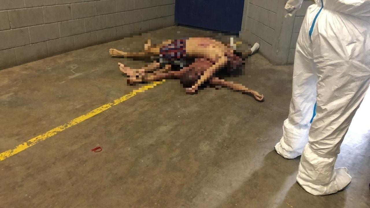 Así fueron asesinados los tres integrantes de la pandilla 18 dentro de La Tolva