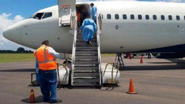 vuelos nacionales e internacionales
