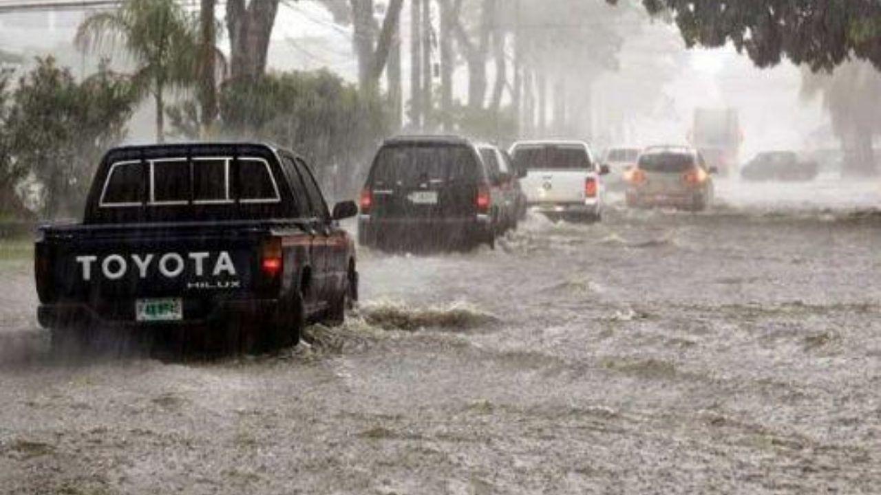 Ciclón tropical causará lluvias a partir del próximo miércoles en varias zonas de Honduras