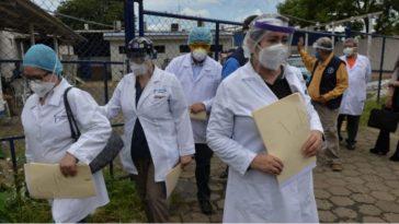 médicos coronavirus honduras ihss