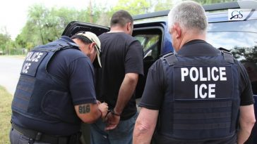 Detención de inmigrantes