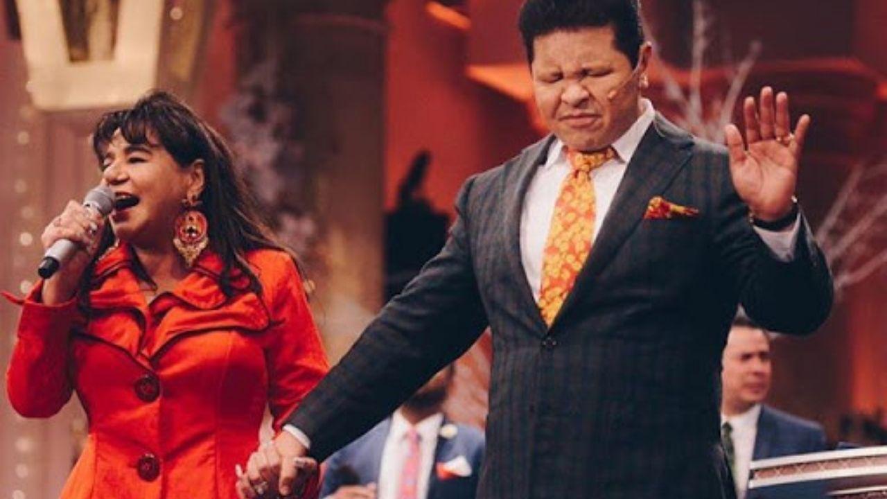 Ana de Maldonado le pidió el divorcio al apóstol hondureño Guillermo Maldonado