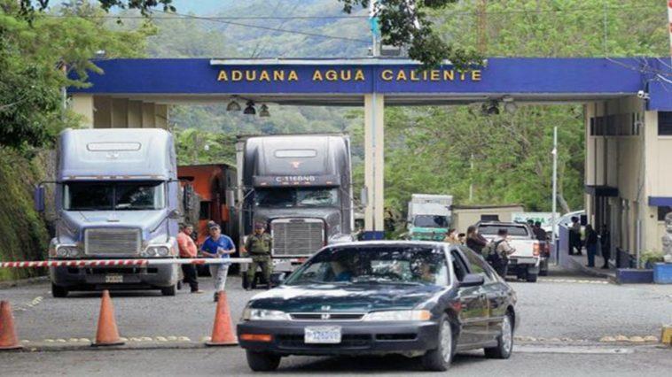 Aduanas hondureñas