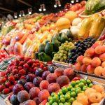 alimentos, verduras y frutas