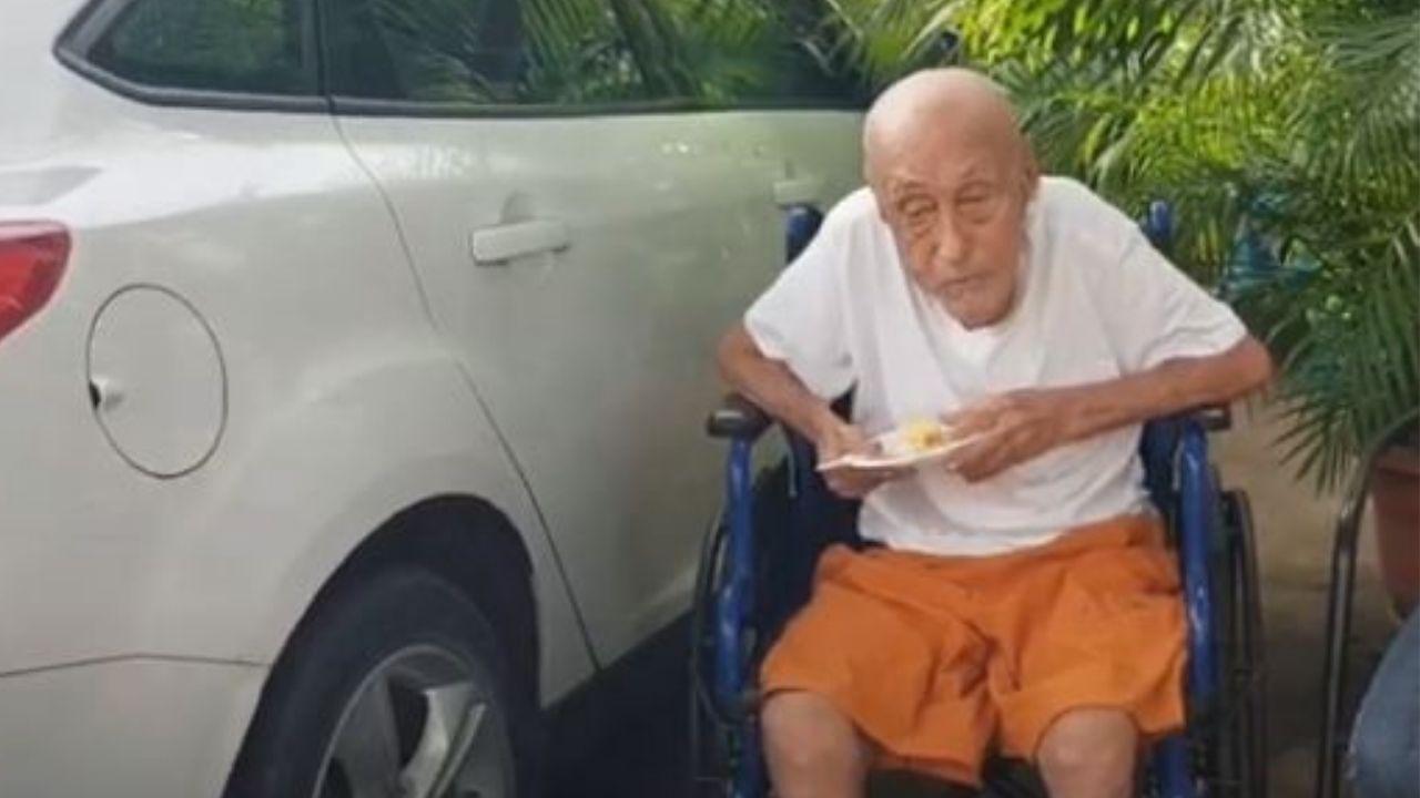 Hombre de 105 años vence el covid-19 en el sur de Honduras, conozca su historia