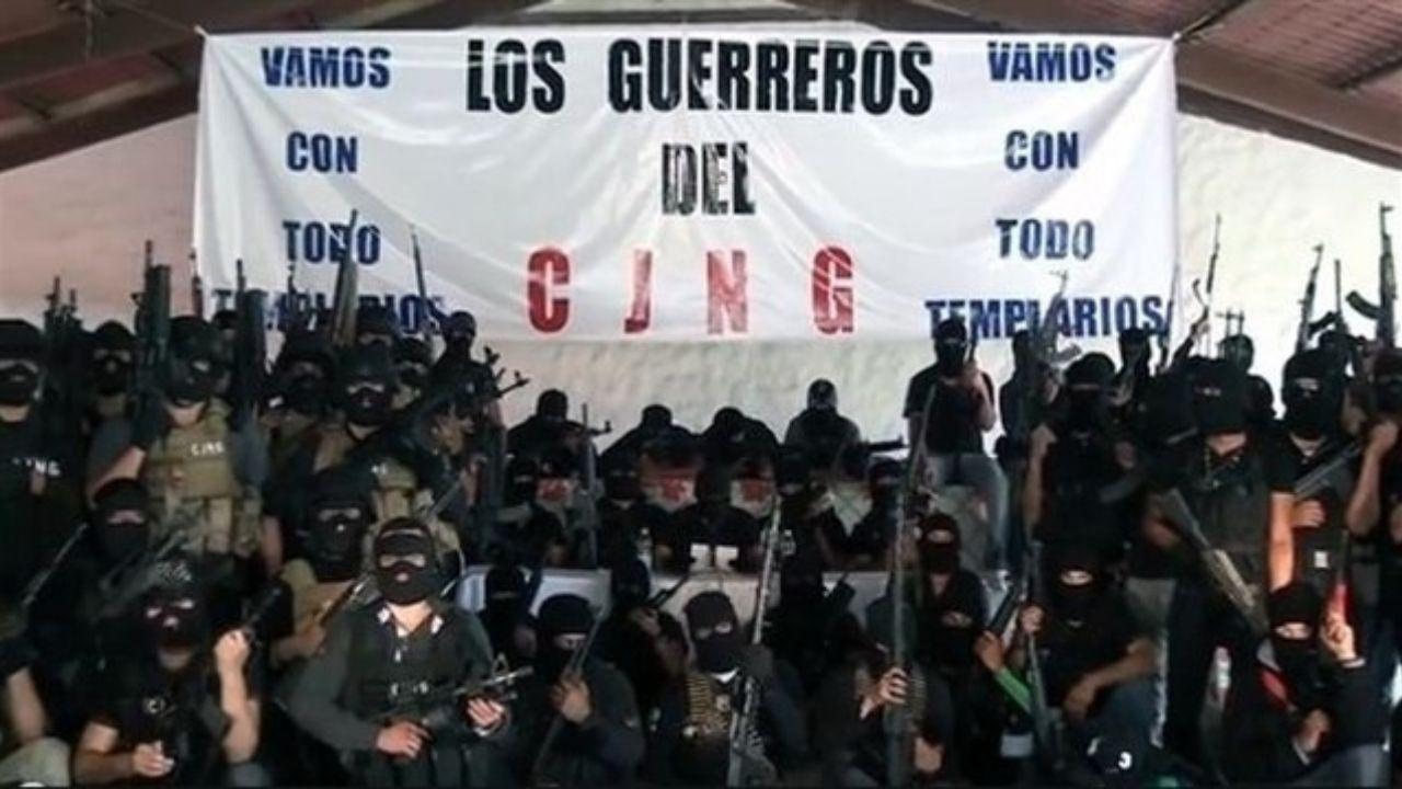 Más de 60 personas han sido asesinadas en lo que va de septiembre en territorio del Cártel Nueva Generación en México
