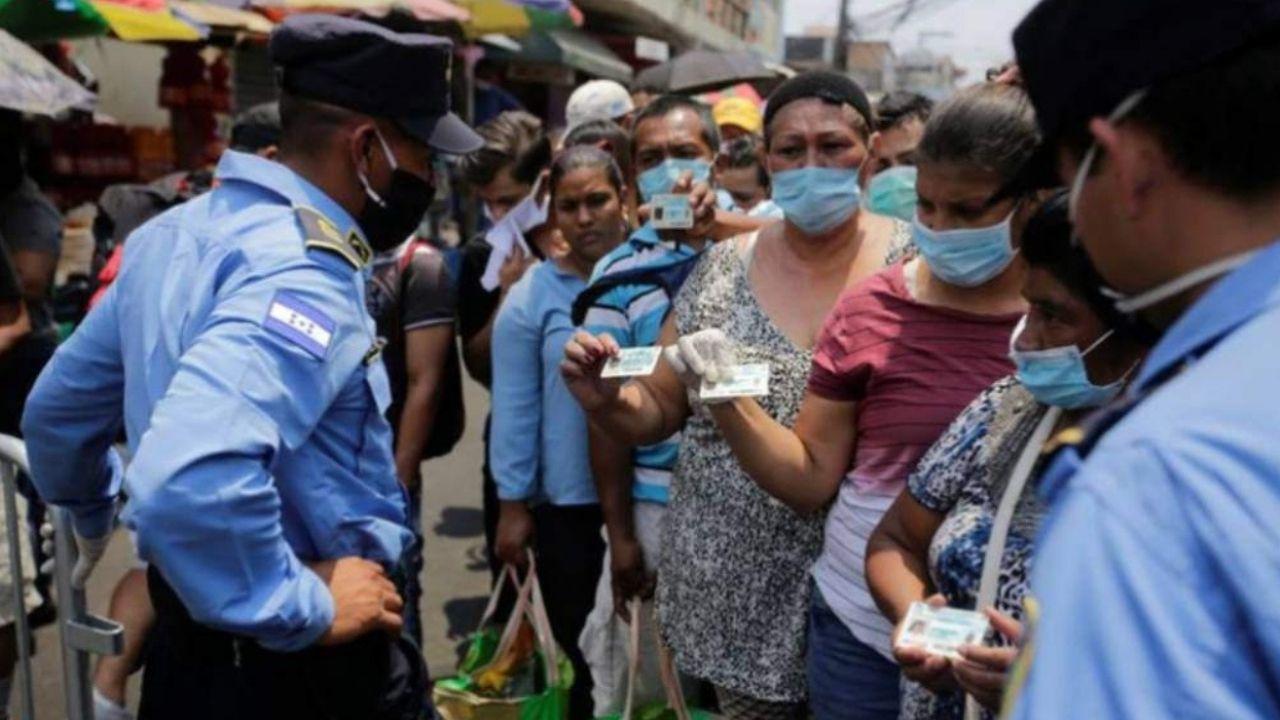 Estas personas podrán circular durante este sábado, domingo y la próxima semana en Honduras