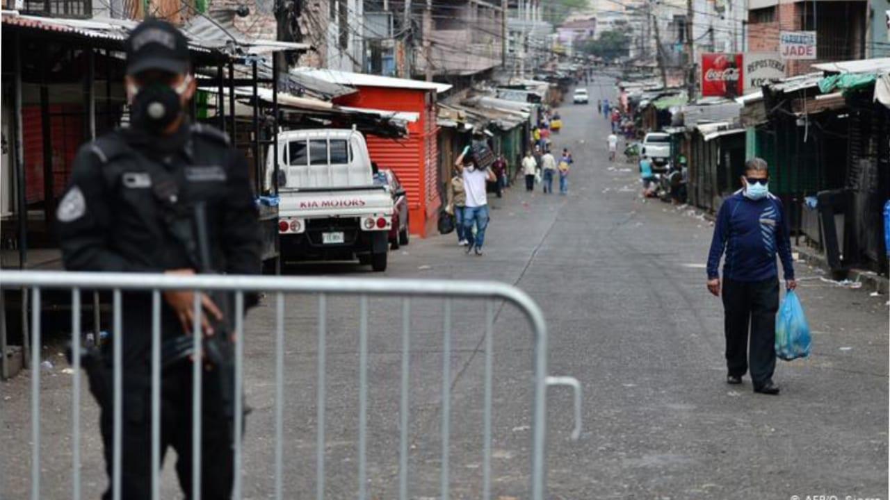 Hondureños comenzarán a circular por medio de dos dígitos a partir del lunes 21 de septiembre