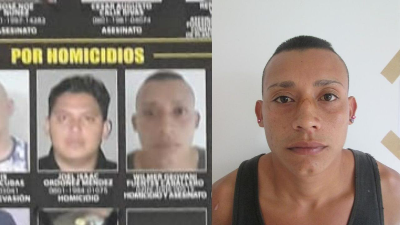 Detenido uno de los más buscados por la justicia hondureña, aquí su historial delictivo