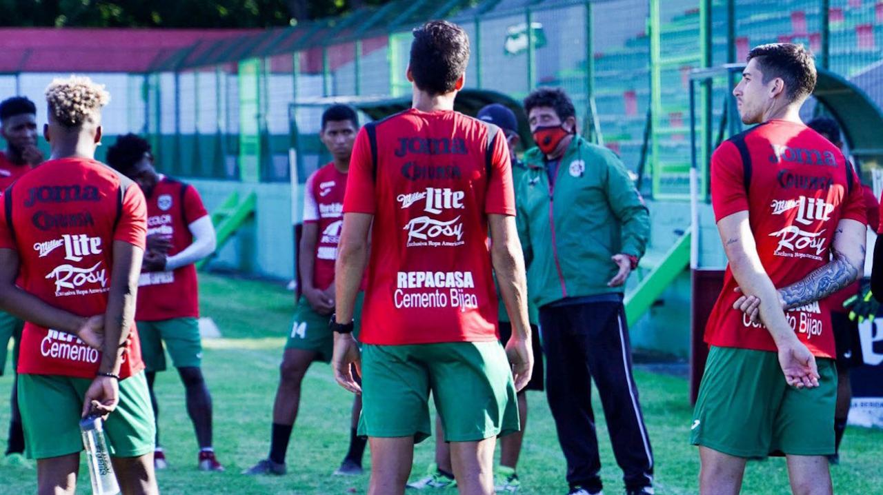 Primera jornada del torneo Apertura 2020-21 se completa con estos tres juegos
