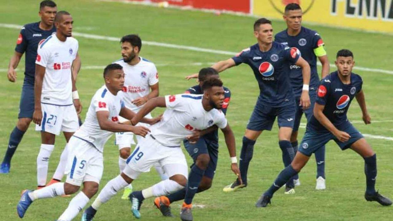 De esta forma queda el calendario de Torneo Apertura 2020-2021 de La Liga Nacional