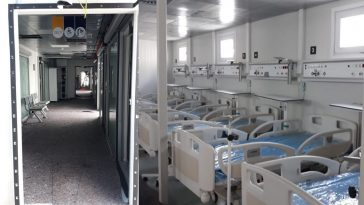 Hospitales moviles