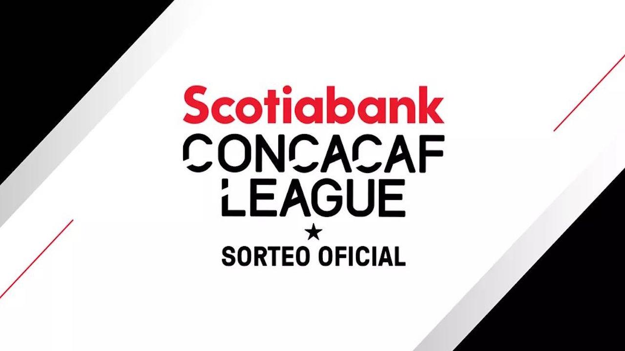 Sorteo de la Liga de Concacaf se realizará el 21 de septiembre