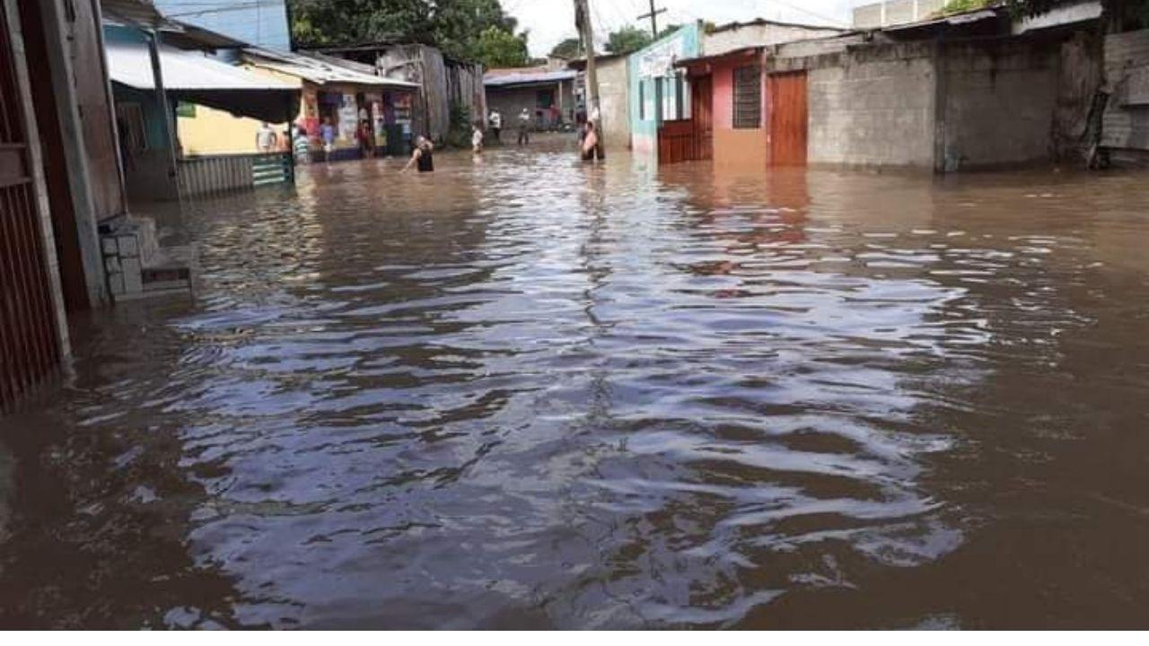 En riesgos de deslizamiento estos sectores de Honduras donde Copeco decretó alerta amarilla y verde por precaución