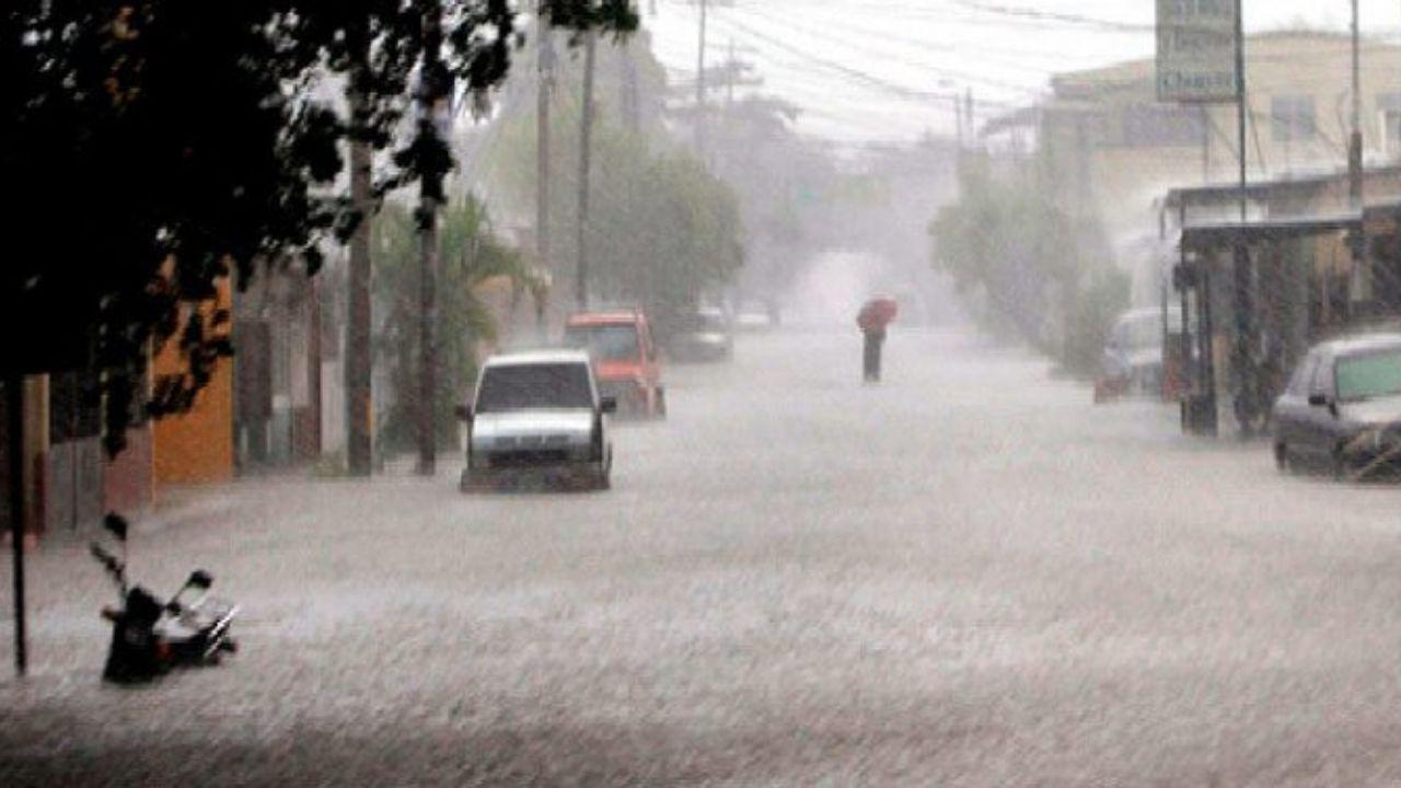 Onda tropical dejará lluvias durante 72 horas en Honduras este fin de semana