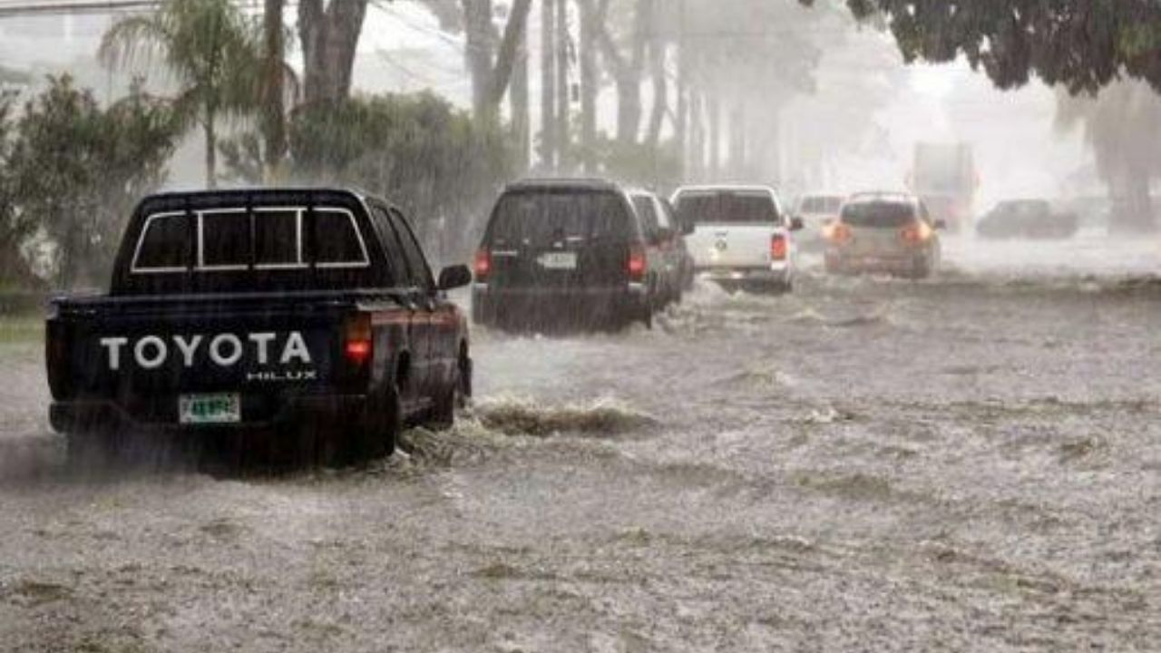 Por 48 horas, en alerta verde siete departamento de Honduras por tormenta Nana