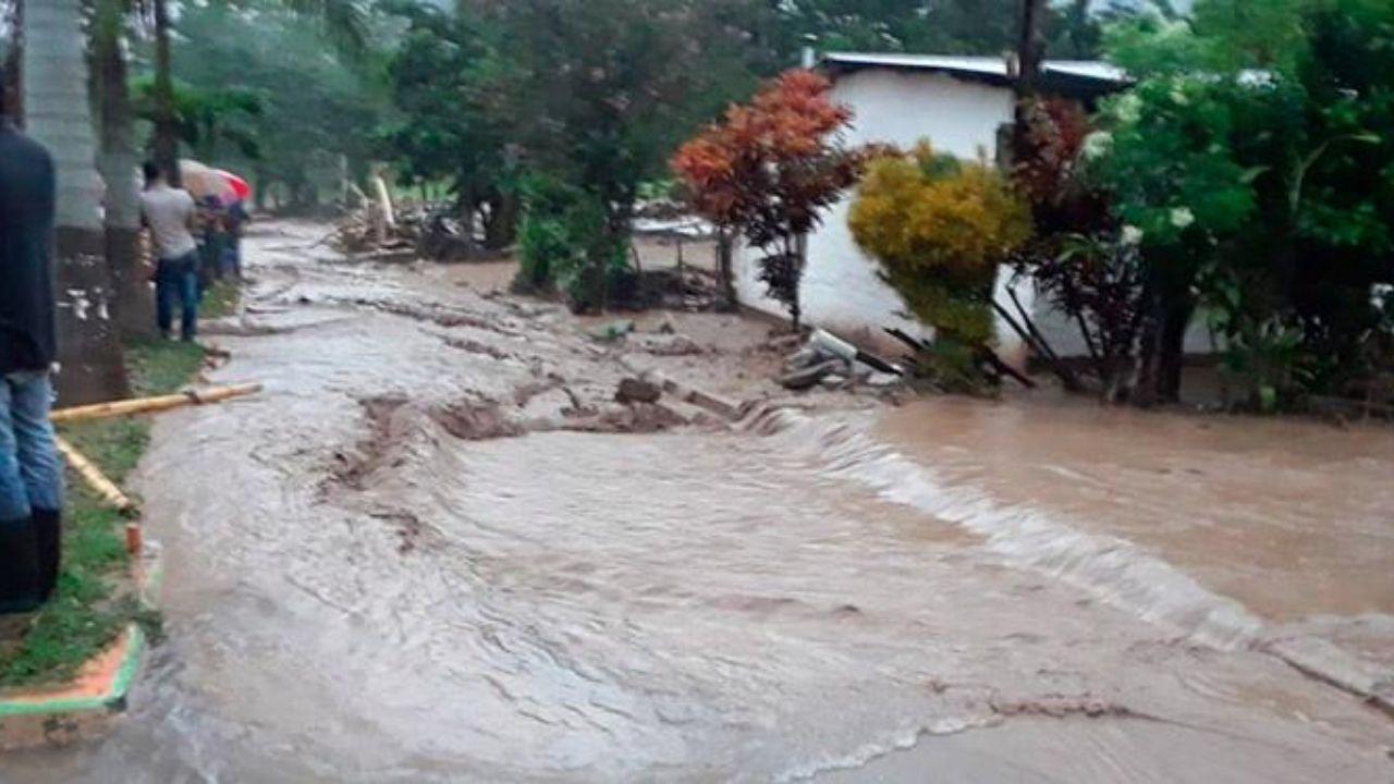 Estos son los departamentos de Honduras que afectará la tormenta Nana, que amenaza con convertirse en huracán