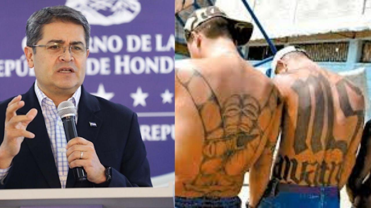 """Presidente Hernández pide a ONU declarar """"terroristas"""" a maras, pandillas y narcotraficantes"""