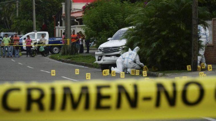 sucesos masacres honduras