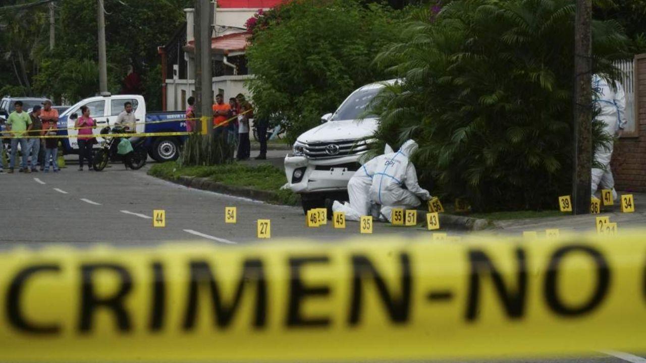36 masacres se han registrado en Honduras en lo que va del 2020