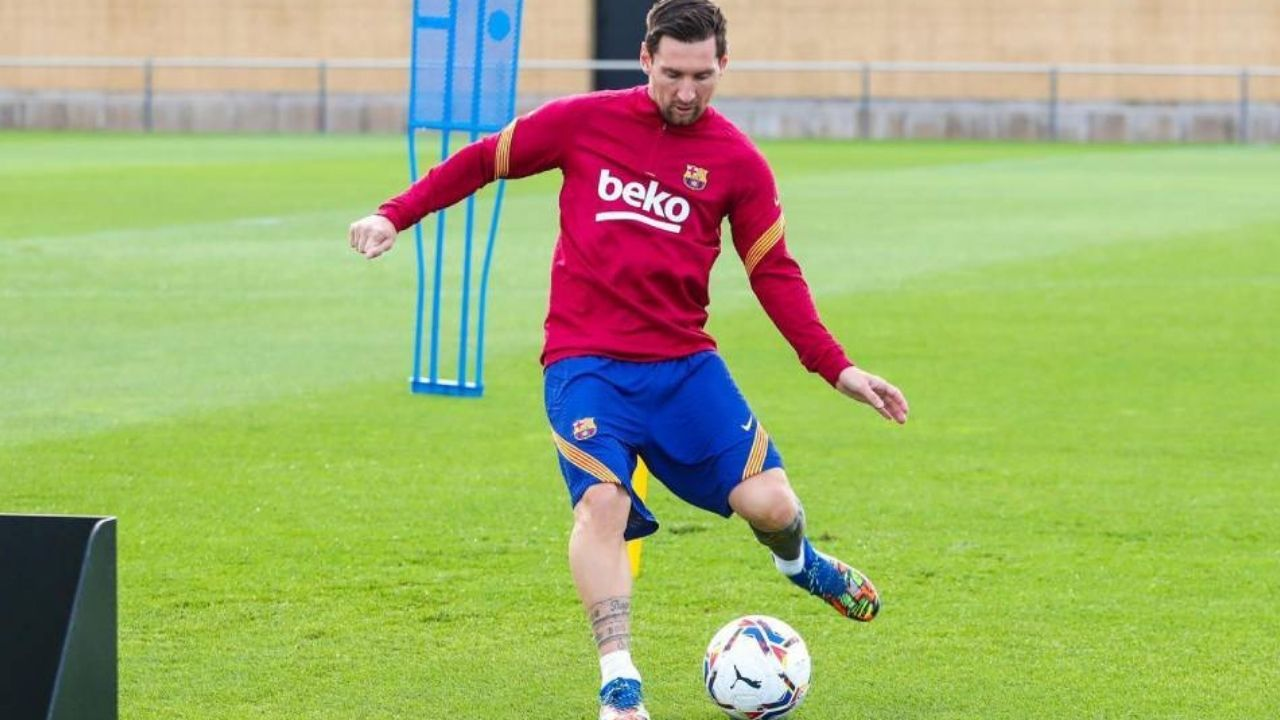 Vicepresidente del Barcelona dice estar muy contento con la decisión de Messi