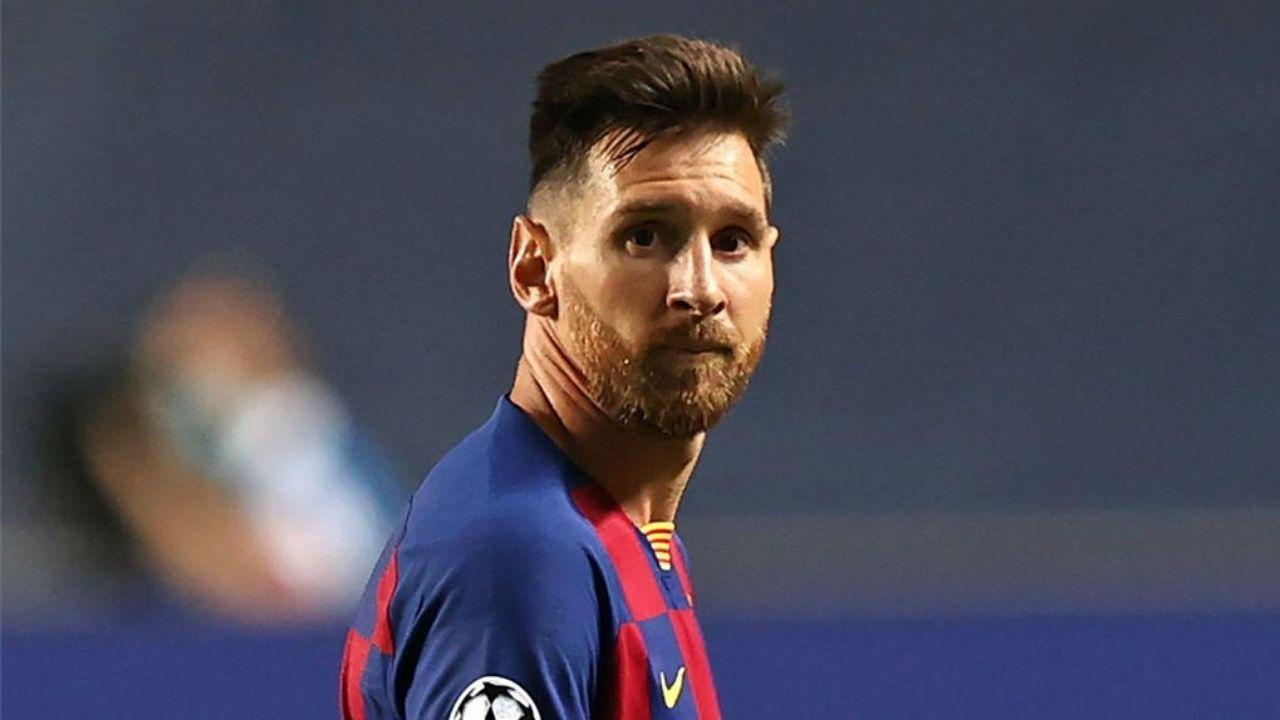 Doble de Messi vende cigarrillos en Irak, ¿cree qué se parecen?