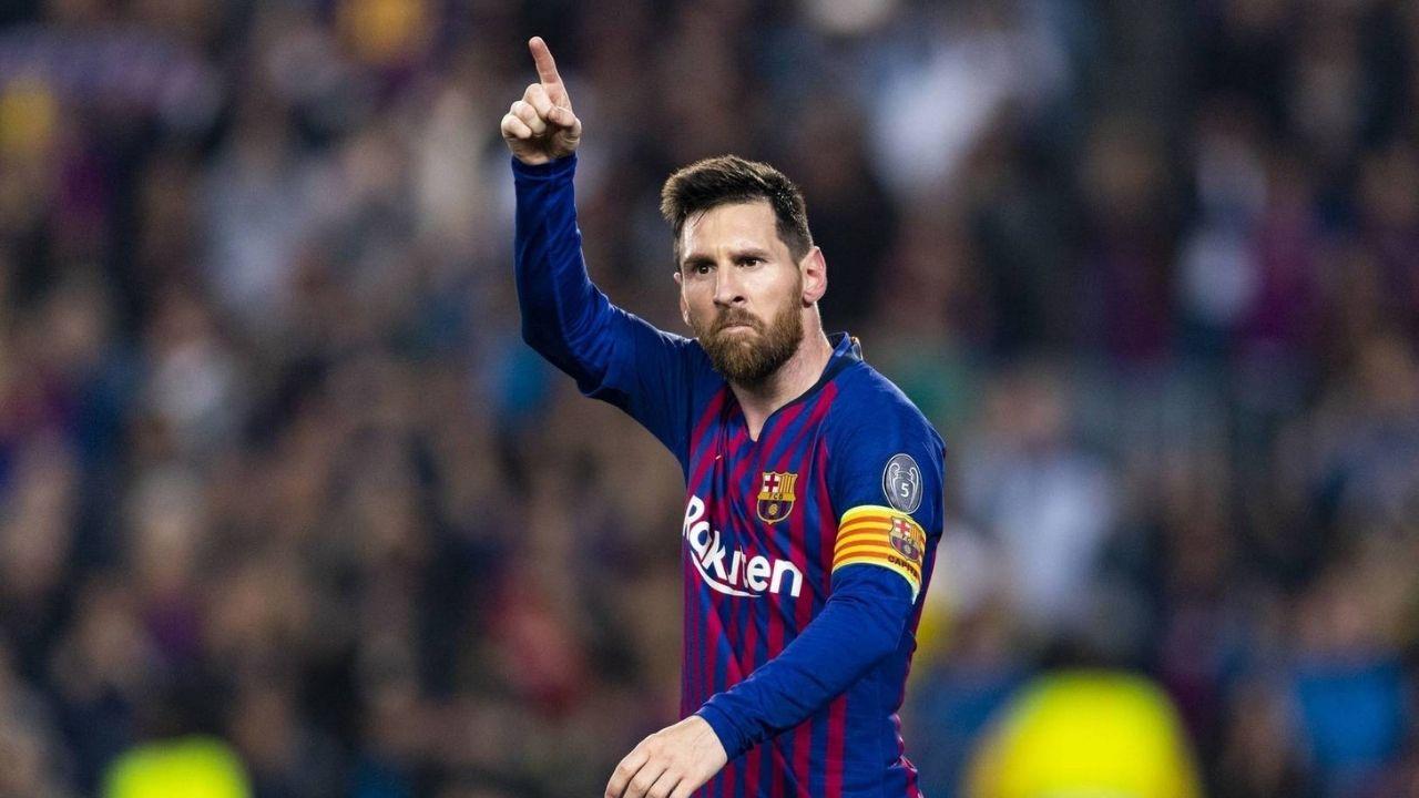 ¡Se queda! Messi seguirá en el Barcelona, según TyC Sports