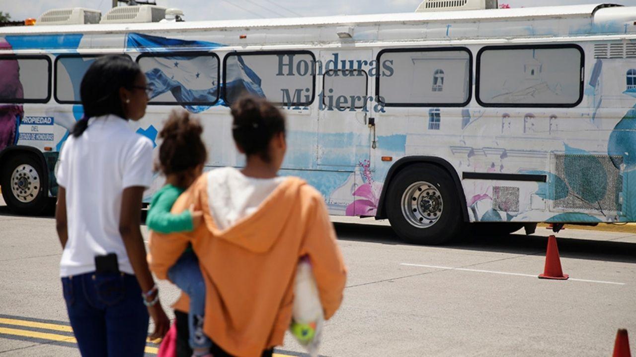 Más de 3 mil mujeres y 1,270 niñas han sido retornadas a Honduras en 2020