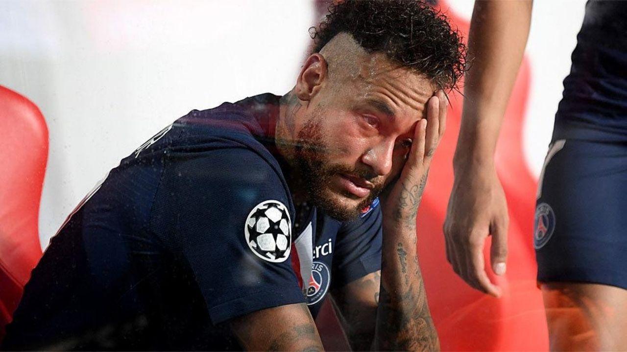 Neymar da positivo a la prueba del covid-19, según L'Équipe