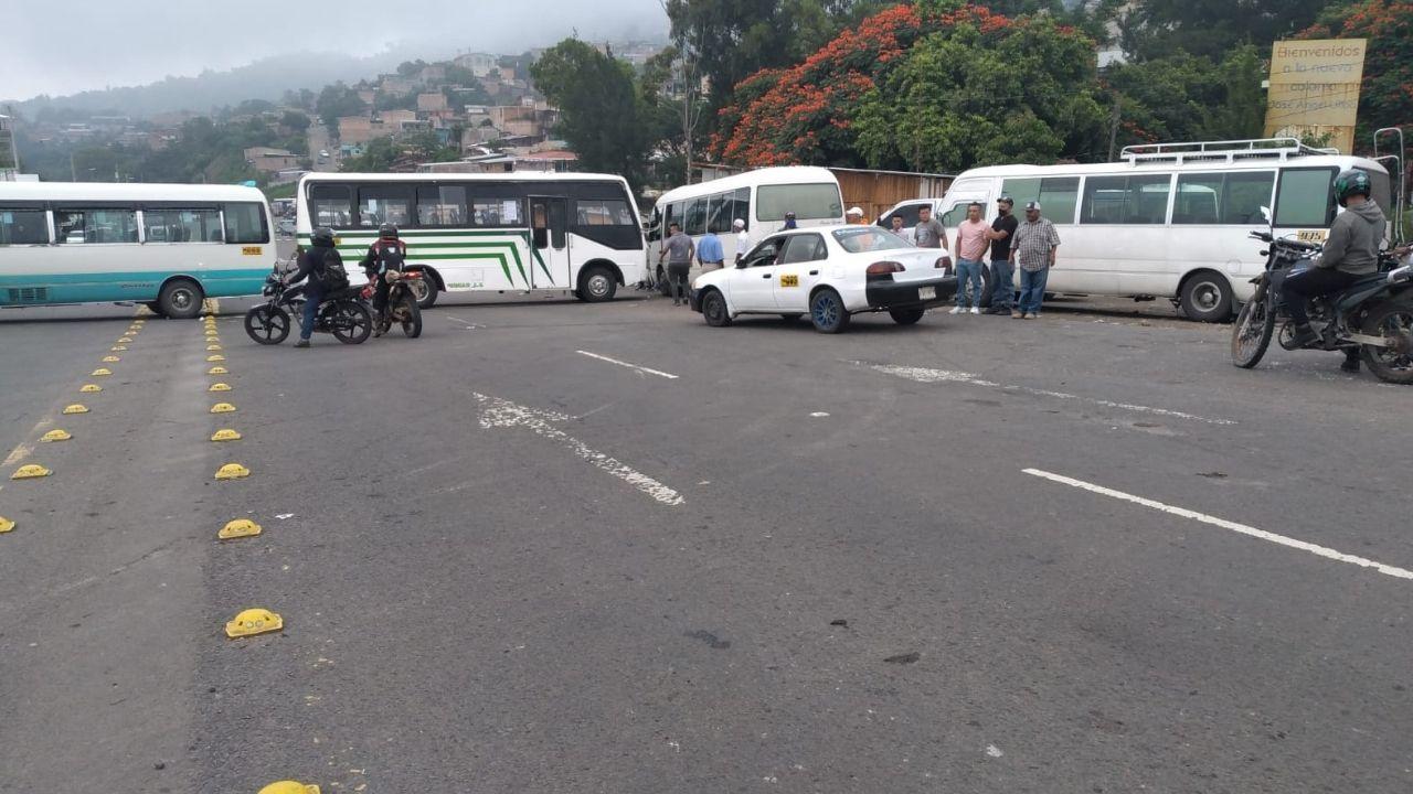 Segundo día de protestas en Honduras: estas zonas del país amanecieron bloqueadas por transportistas