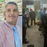 Periodista hondureño es asesinado.