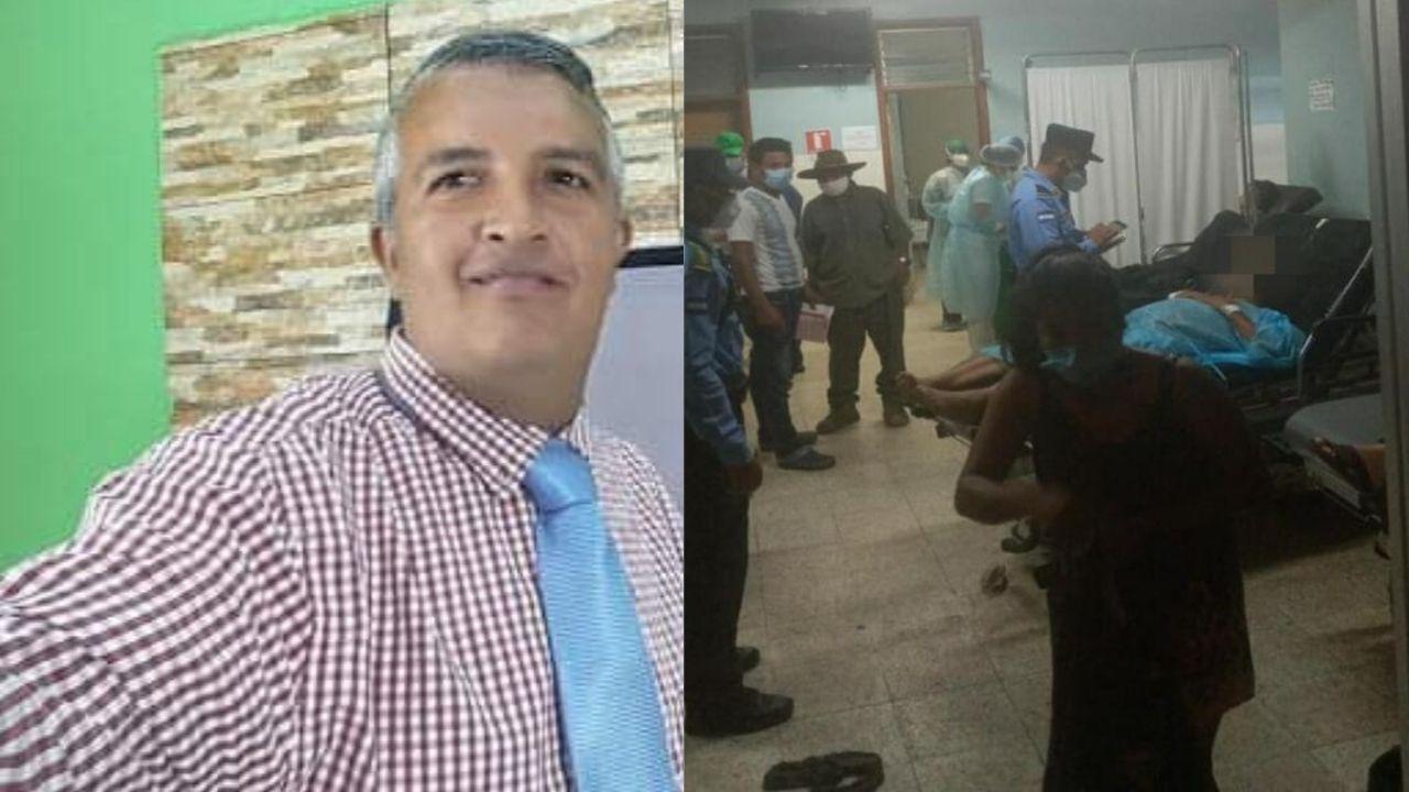 Muere el periodista Luis Almendares tras sufrir atentado en Comayagua