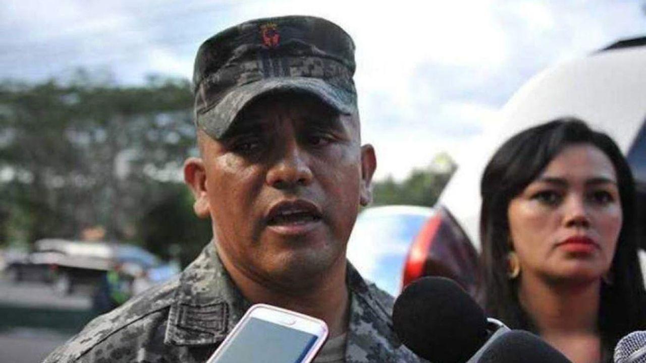 Capitán en retiro Santos Orellana: tienen que investigar a más de 50 altos funcionarios, van a conocer lo podrido del país y la justicia hondureña