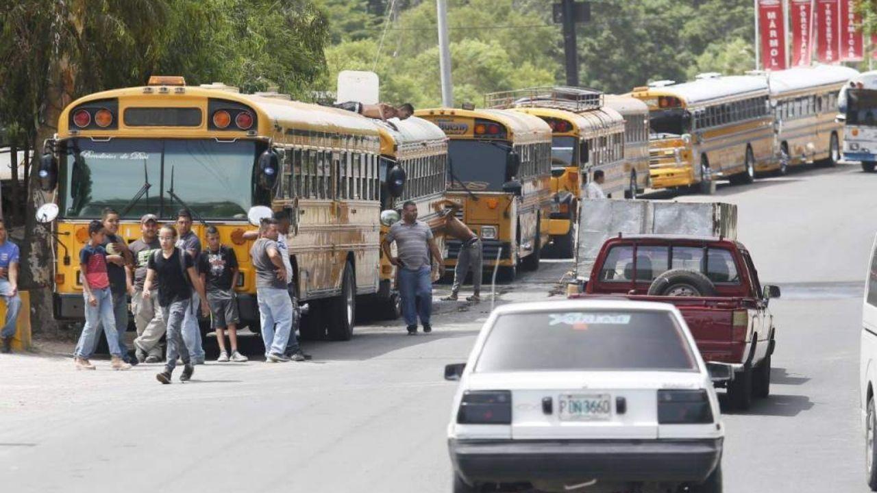 Esto exigen los transportistas hondureños para no protestar la próxima semana