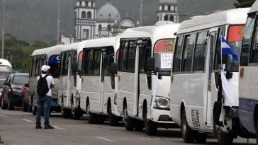 transportistas gobierno honduras