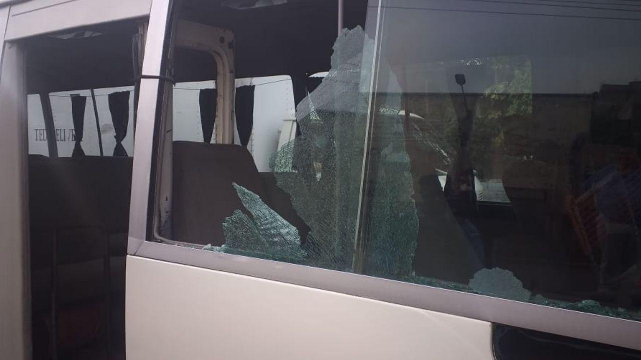 Una mujer en moto disparó contra conductor de bus de la Quezada, revela Policía Nacional