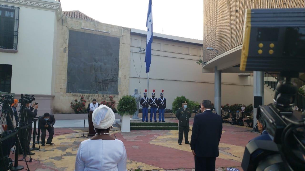 Honduras inicia fiestas patrias de una manera diferente, debido al covid