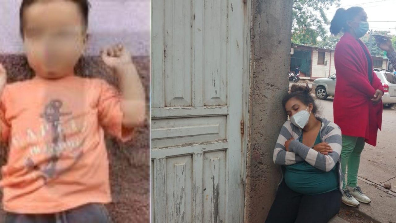 'El papá lo golpeó salvajemente y lo dejó en coma, les pegaba con tubos', el cruel relato de abuela de niño asesinado a golpes